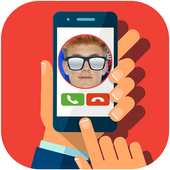 call from Jake paul new video call icon