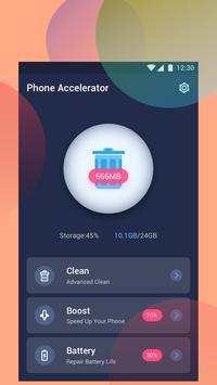 Phone Accelerator screenshot 1