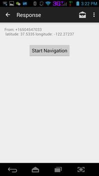 NavToPhone apk screenshot