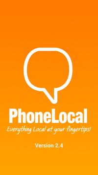 PhoneLocal - MMG poster