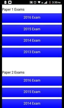Grade 12 Mathematics Mobile Application 截图 3