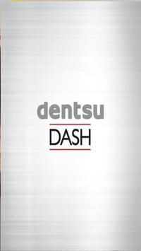 Dentsu Dash poster