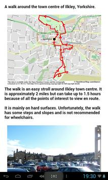 POI3 Ilkley Walk Yorkshire apk screenshot
