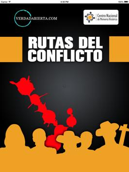 Rutas del Conflicto apk screenshot