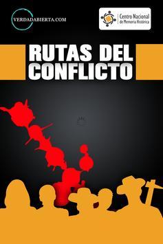 Rutas del Conflicto poster