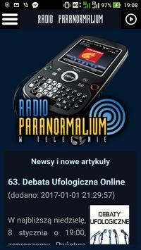 Radio Paranormalium poster