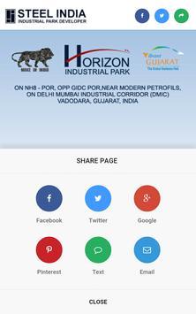 Steel India - Industrial Park screenshot 2