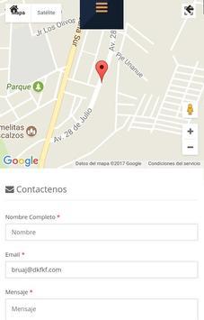 I.E.P Santa Rita de Cassia screenshot 2