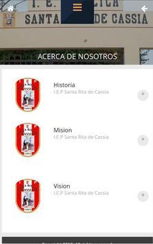 I.E.P Santa Rita de Cassia screenshot 3