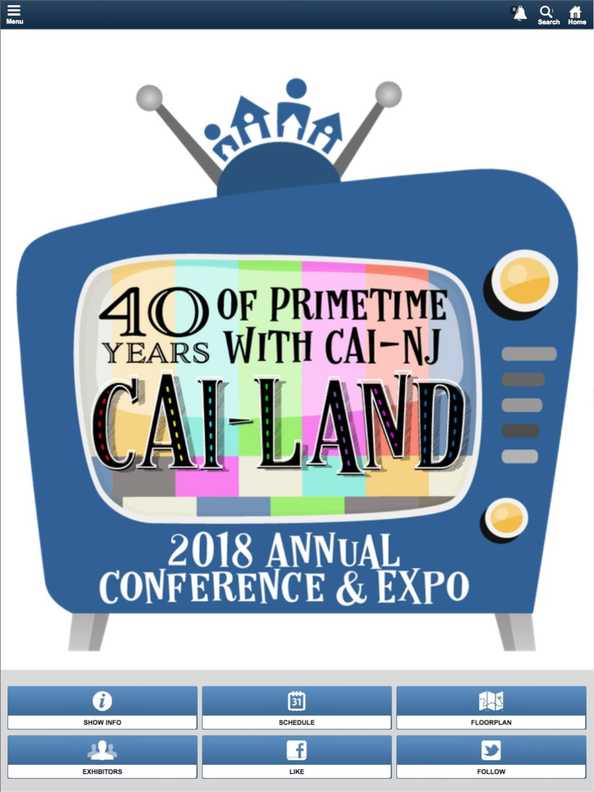 CAI-NJ Expo poster