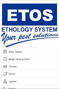 ETOS INDONUSA screenshot 3
