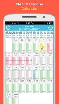 My Mikvah Calendar poster