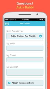 My Mikvah Calendar apk screenshot