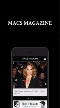 Macs Magazine poster