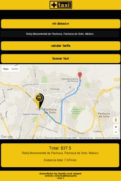 +TAXI Cliente screenshot 2