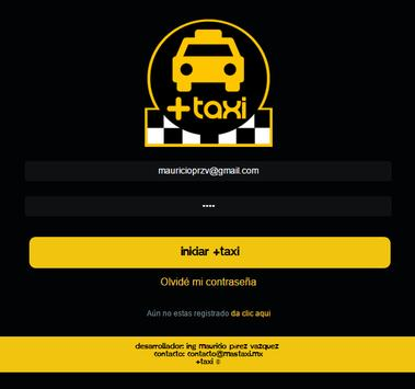 +TAXI Cliente screenshot 8