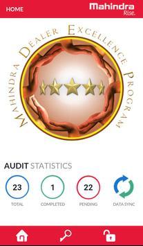 MDEP Infra Audit screenshot 1