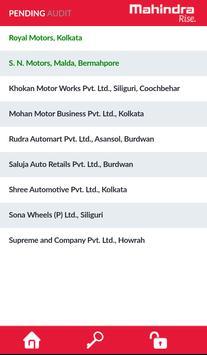 MDEP Infra Audit screenshot 2