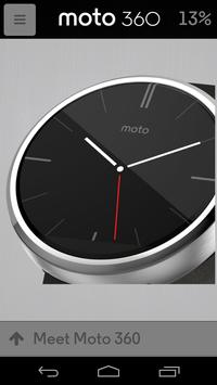 Moto 360 Best Buy poster