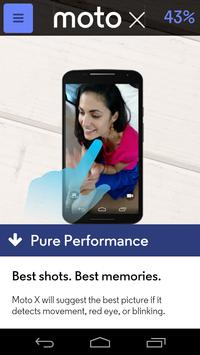 Moto X Retail apk screenshot