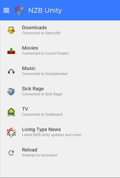 NZB Unity for Android - APK Download