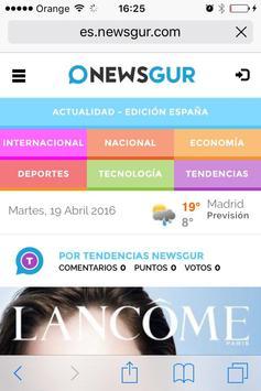 Newsgur poster