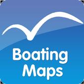 Norfolk Broads Tourist Map icon