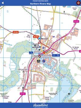 Norfolk Broads Tourist Map screenshot 10