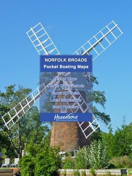 Norfolk Broads Tourist Map screenshot 4