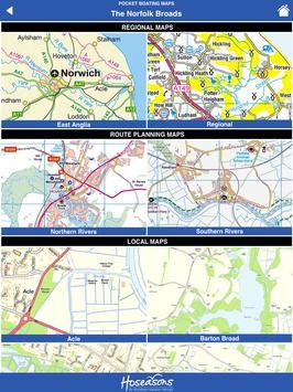 Norfolk Broads Tourist Map screenshot 5