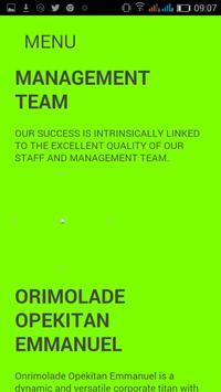 Omat Properties apk screenshot