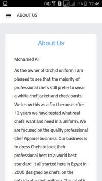 orchid uniform apk screenshot