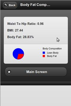Adipometer Lite apk screenshot