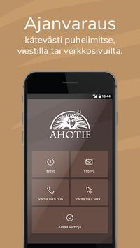 Ahotie mobiilikortti screenshot 1