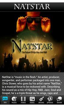 NatStar poster