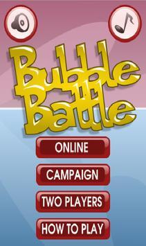Bubble Battle poster