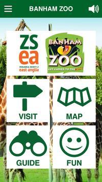 Banham Zoo poster