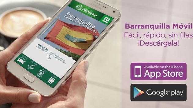 Barranquilla Movil screenshot 1