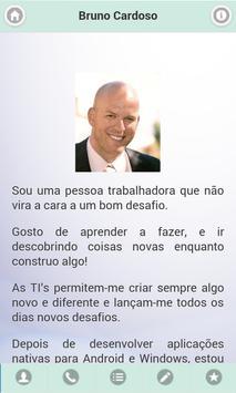 Bruno Cardoso App poster