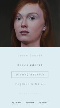 Czech hyperrealistic paintings screenshot 3