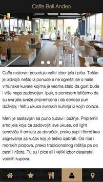 Caffe Beli Anđeo apk screenshot
