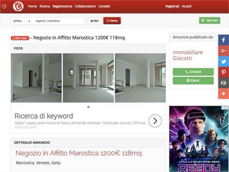CercasiCasa - Annunci Immobiliari Gratuiti screenshot 6