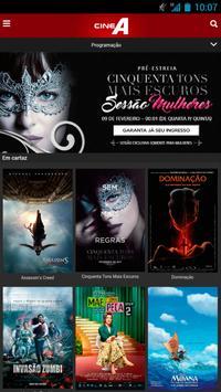 Cine A poster