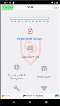 CISSP CyberNinja Lite screenshot 1