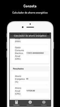 Conzeta screenshot 2