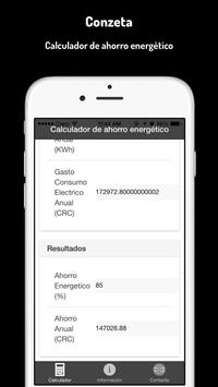 Conzeta screenshot 5