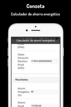 Conzeta screenshot 8