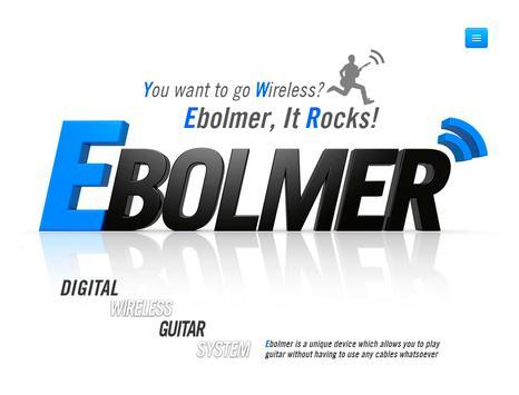 Ebolmer - Wirelessly guitar apk screenshot