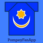 PompeyFanApp icon
