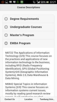 IMTKU Mobile App apk screenshot